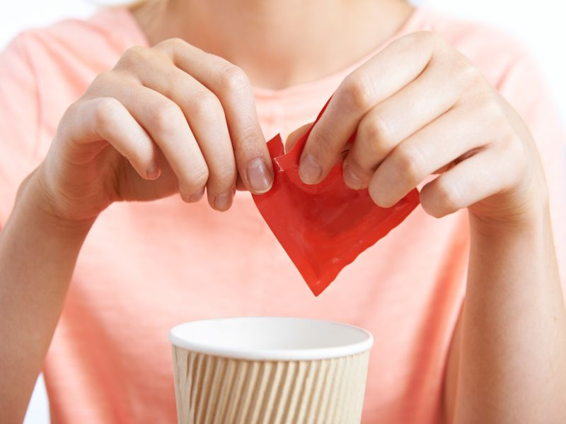News Picture: More Americans Turning to Artificial Sweeteners, But Is That a Healthy Move?
