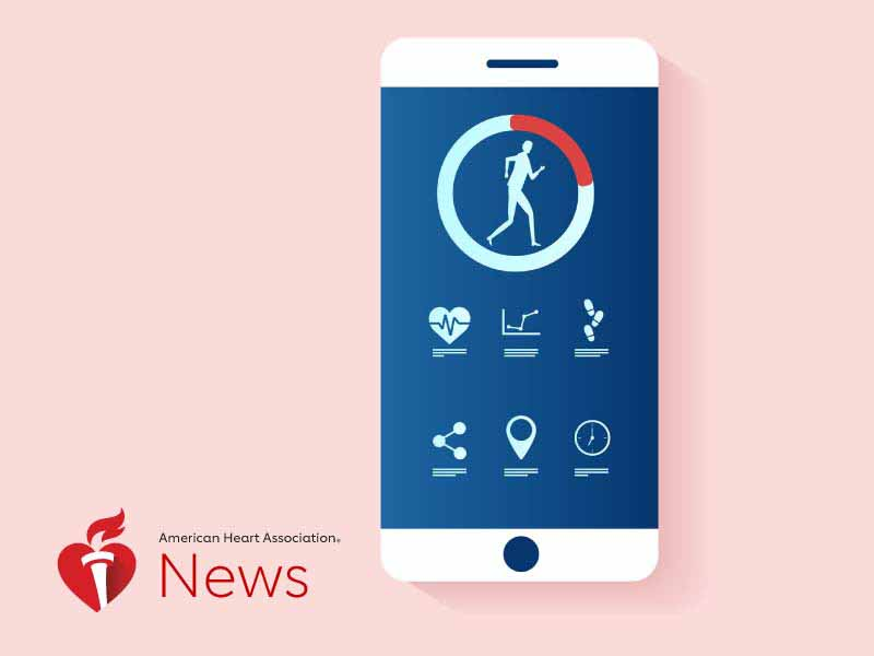 News Picture: AHA News: Health Apps Pose Privacy Risks, But Experts Offer This Advice