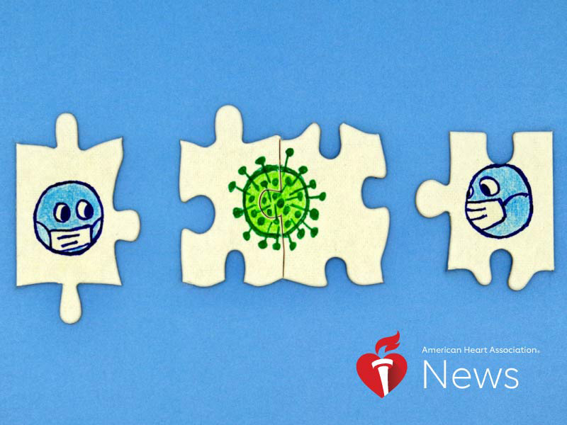 News Picture: AHA News: Flu and COVID-19 Are Bad Enough, But They Also Can Raise Stroke Risk