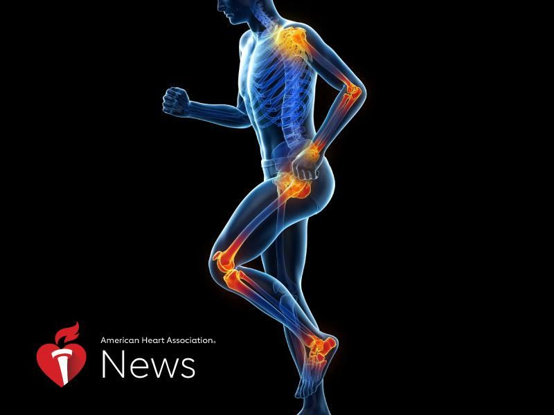 News Picture: AHA News: Why You Should Pay Attention to Inflammation